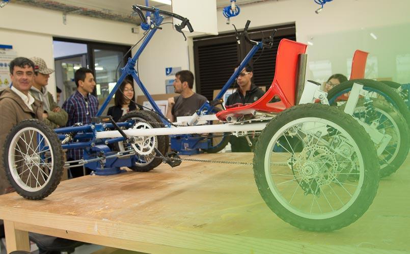 Varios aspirantes participaron en actividades de los programas