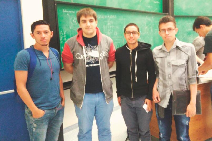 Brazilian ICPC Summer School 2017
