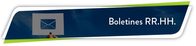 Boletines RR.HH.