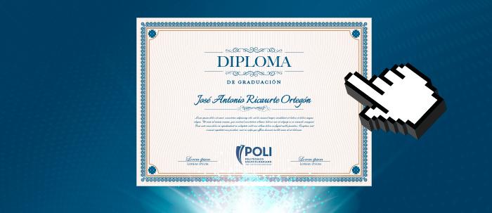 ¿Cómo es un diploma virtual?