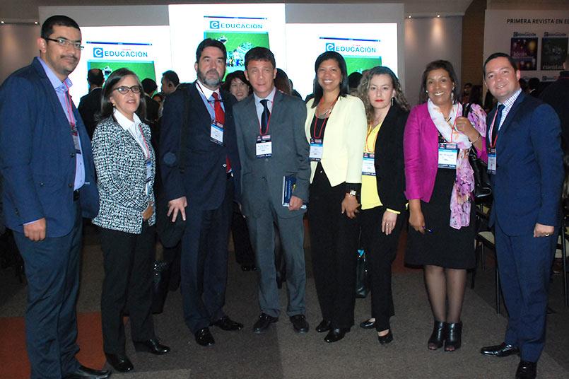 El Politécnico Grancolombiano presente en el evento.