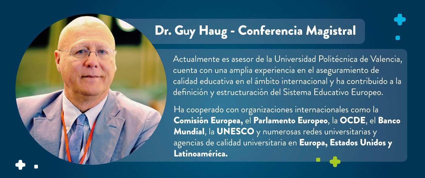 Dr. Guy Haug