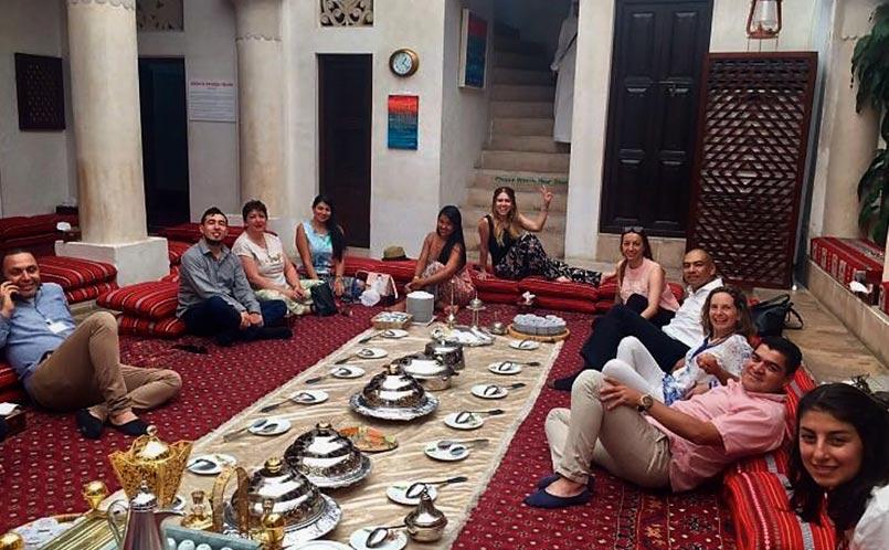 Dubai - Muestra Gastronómica