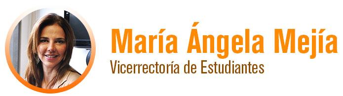 Maria Angela Mejia - Vicerrectoría del Estudiante