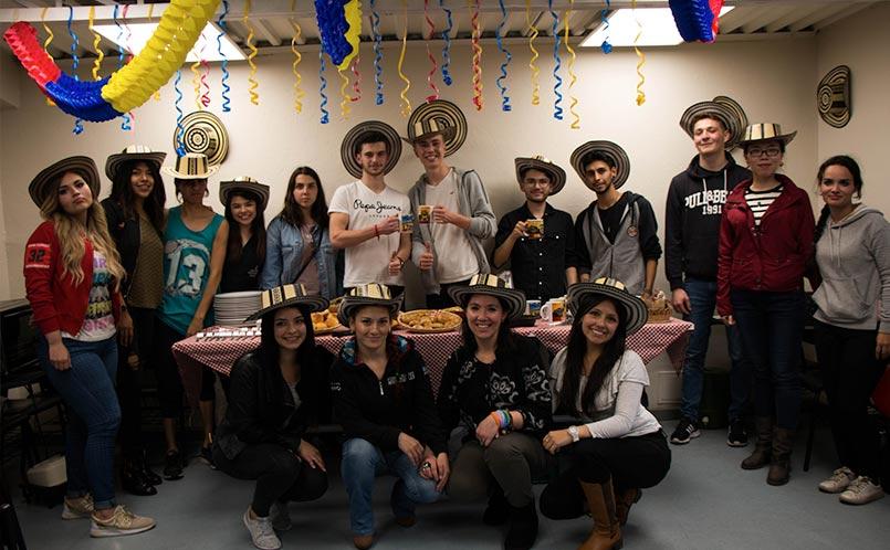 nuestros grancolombianos tendrán la oportunidad de conocer una nueva cultura y hacer buenos amigos.