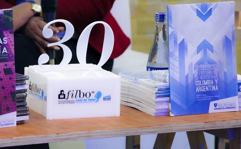 FILBO 2017 - Politécnico Grancolombiano presente