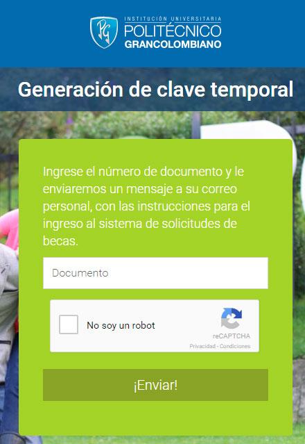 Generación Clave Temporal