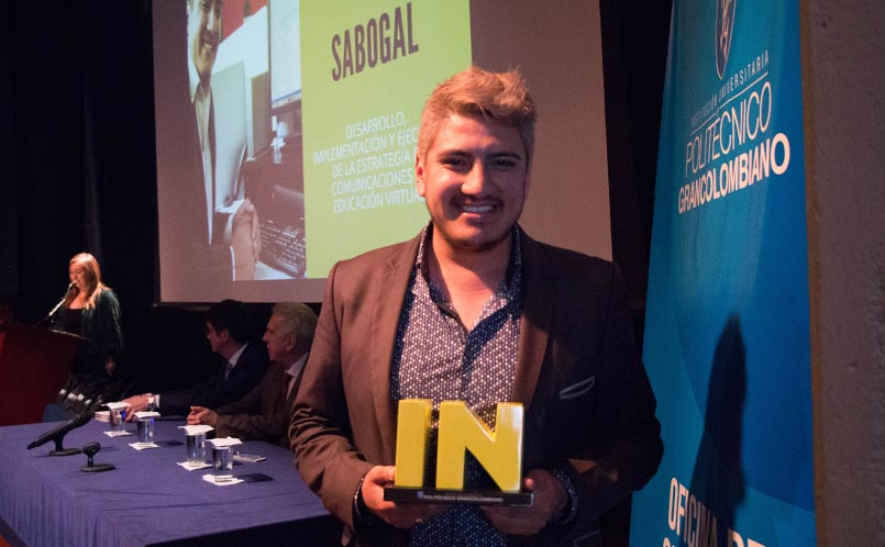 In House Awards 2017 - Jose Sabogal