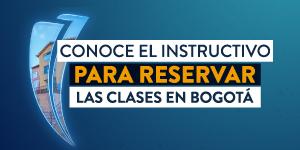 Conoce el instructivo para Bogotá