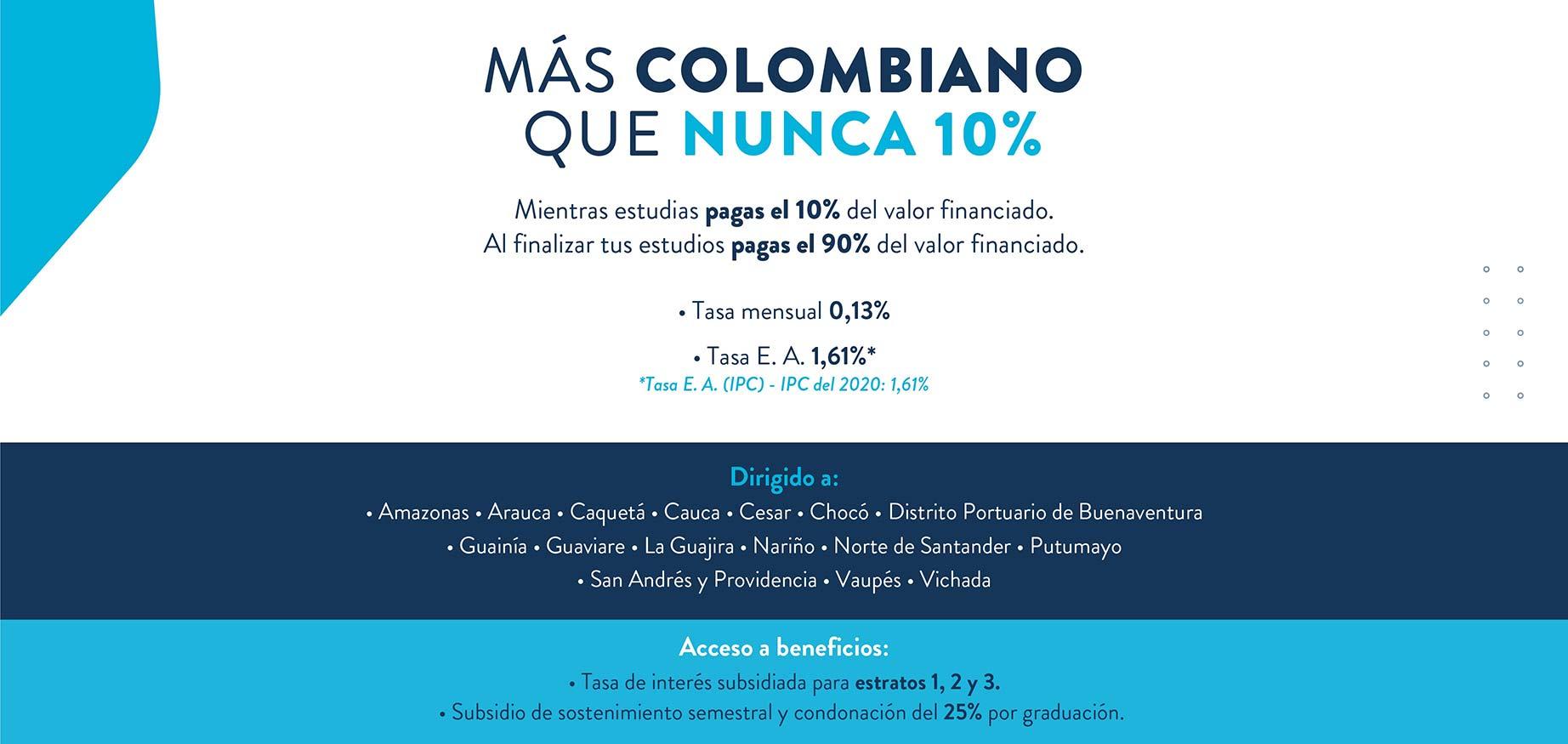 Icetex mas colombiano que nunca