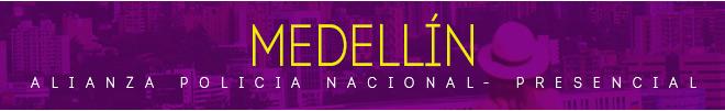 Medellin  - Alianza Policia Nacional