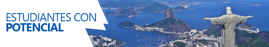 Estudiantes con potencial - Misión Rio de Janeiro