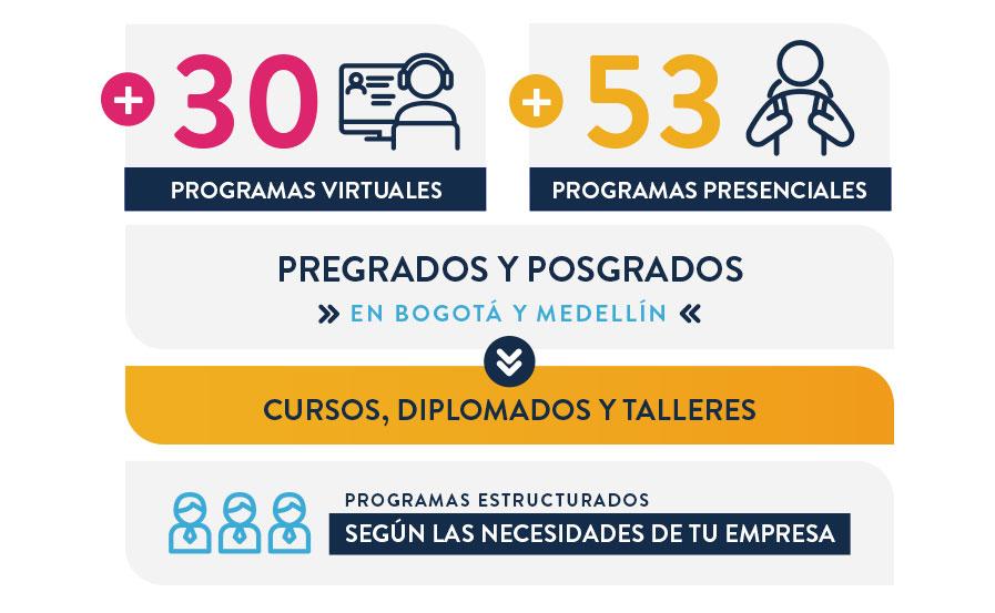 Programas y cursos