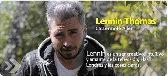 Lennin Thomas Cattermole Allen - Coordinador PoliMedios