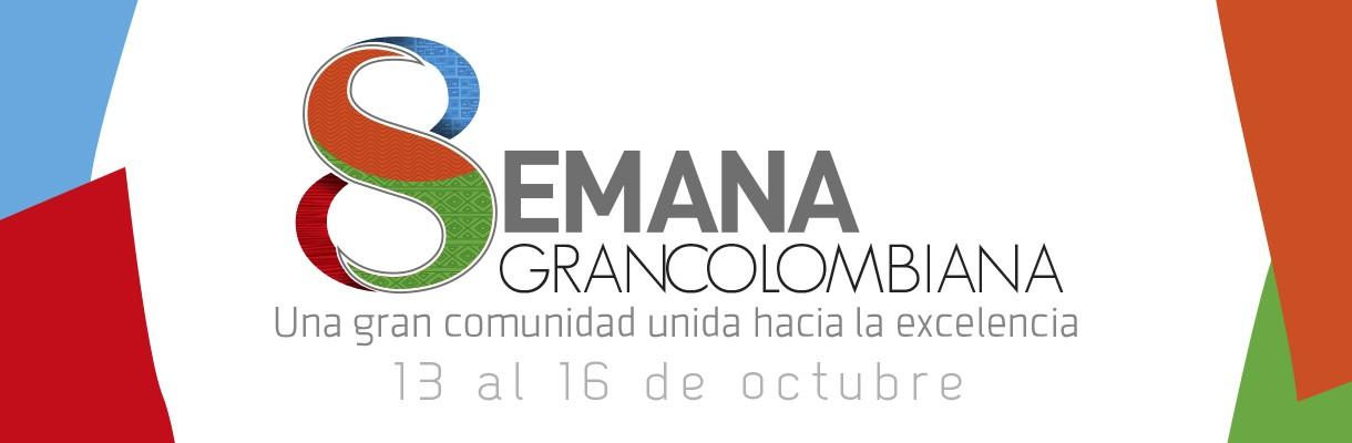 Todo listo para disfrutar la Octava Semana Grancolombiana