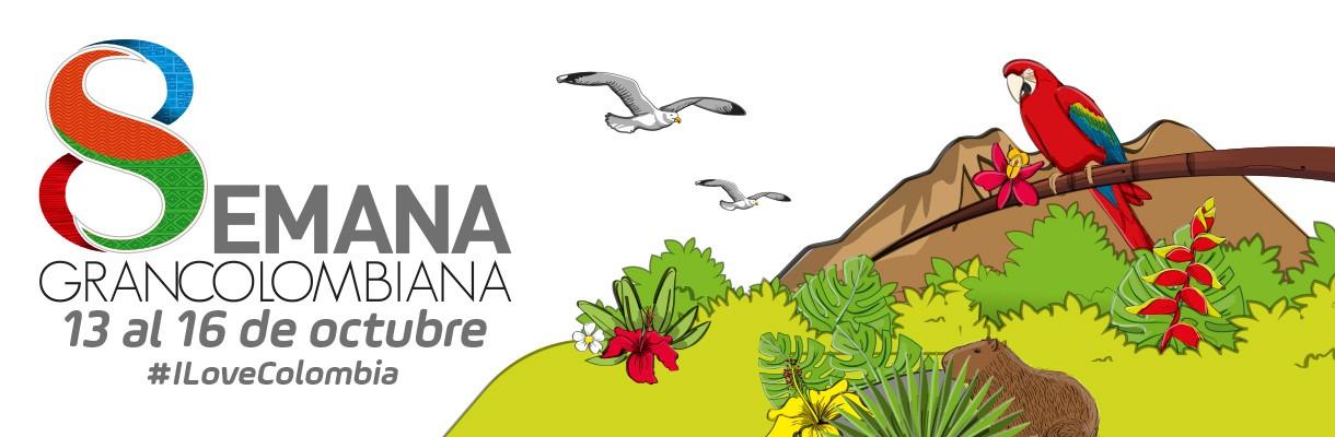 Inauguración Semana Grancolombiana