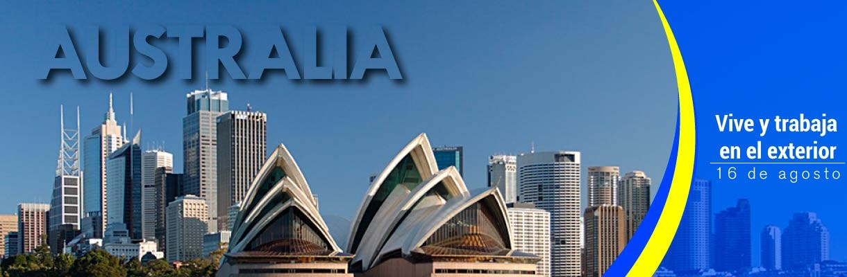 Emigra, vive y trabaja en Australia