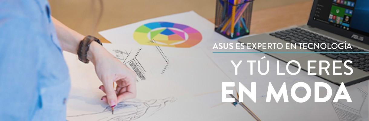 Diseña para ASUS y viaja a Milán