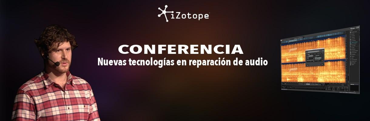 conferencia-izotope.caroll-brandon-gerente-de-ventas-politecnico-grancolombiano