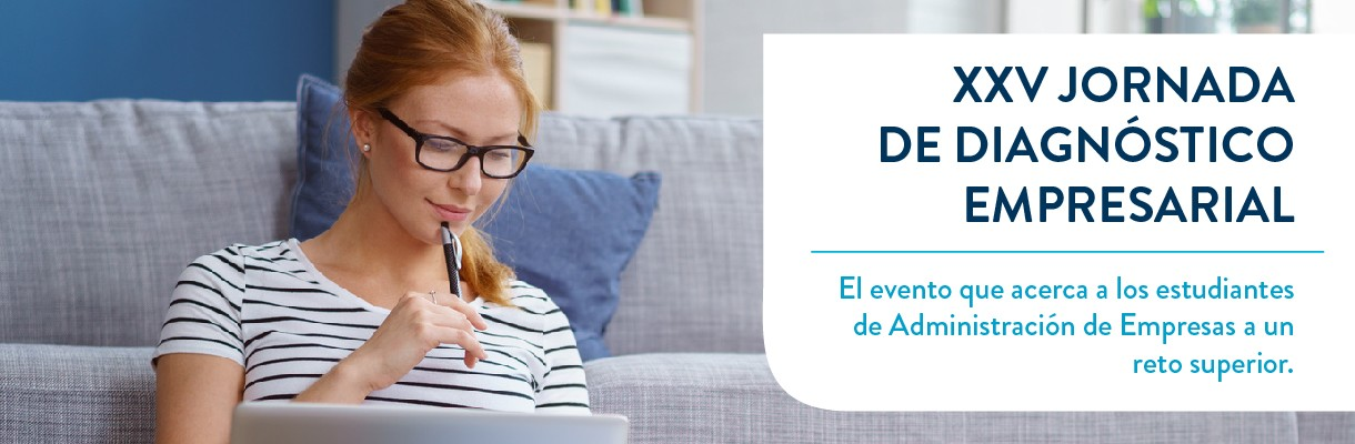 XXV Jornada de Diagnóstico Empresarial