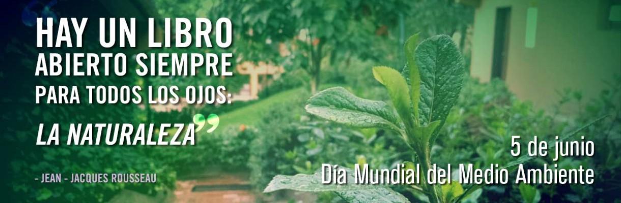 ¡Feliz día al medio ambiente!