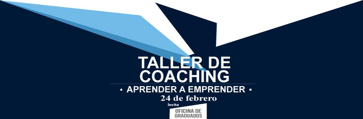 Taller de Coaching Graduados