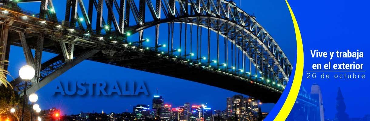 Emigra y vive en Australia, ¡se buscan Ingenieros como tú!