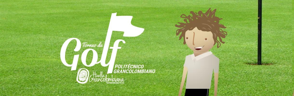 Torneo de Golf - Politécnico Grancolombiano