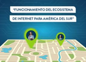 Participa en la charla sobre el Ecosistema de Internet