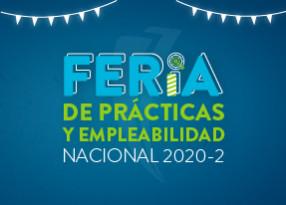 FERIA DE PRÁCTICAS Y EMPLEABILIDAD NACIONAL 2020-2