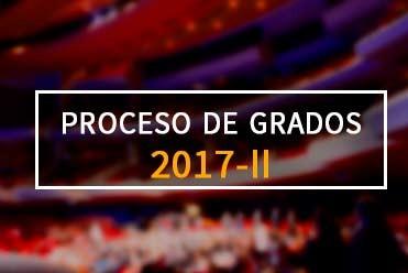 Inscripción a grados 2017-2