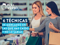 Técnicas de mercadeo y publicidad