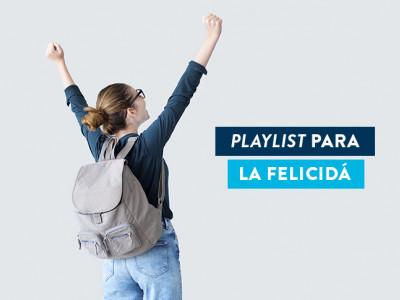 Playlist para la felicidá