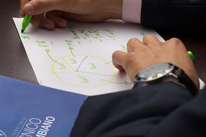 planeacion estrategica para el area administrativa de la familia del Politecnico