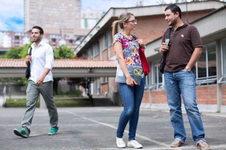 Actividades del Politecnico Grancolombiano medellin