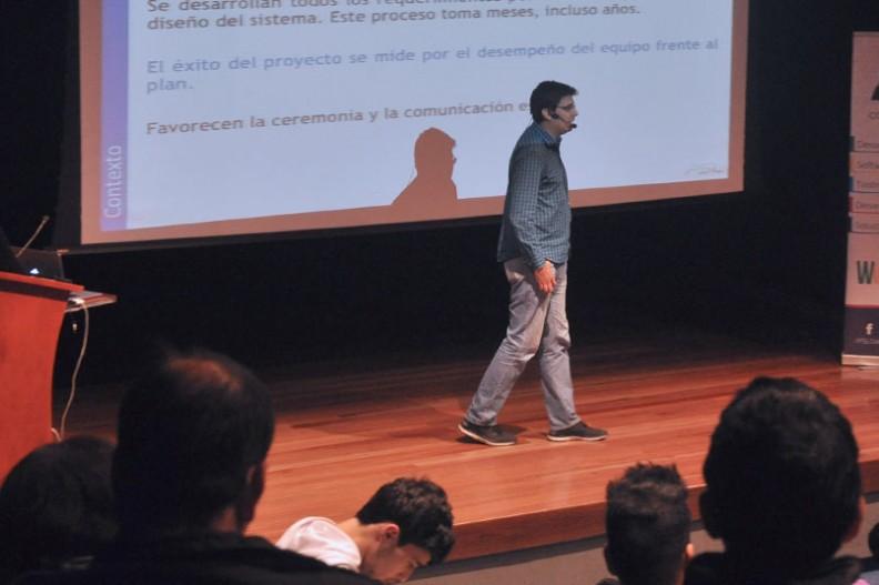 Sergio Vélez, Director del Centro de Excelencia de PSL.