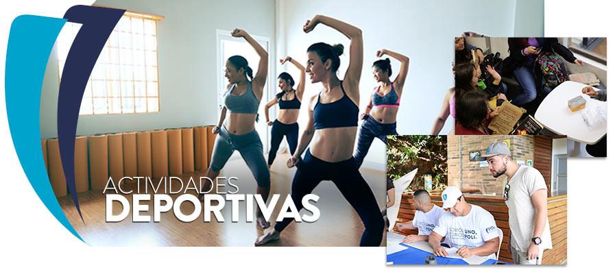 Actividades Deportivas - Politecnico Grancolombiano