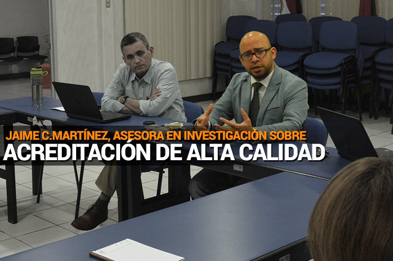 El Poli asesora en investigación a la Universidad de San Marcos de Costa Rica