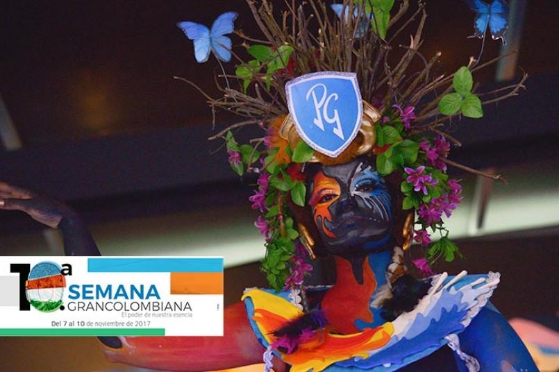 ¡Así vivimos la inauguración de nuestra Semana Grancolombiana! Un espacio en el que demostramos todo nuestro Talento Poli y reconocimos el trabajo de todos los integrantes de nuestra comunidad.