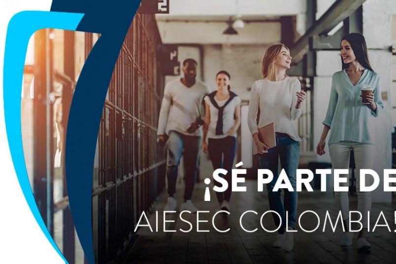 ¿Quieres ser parte de AIESEC?