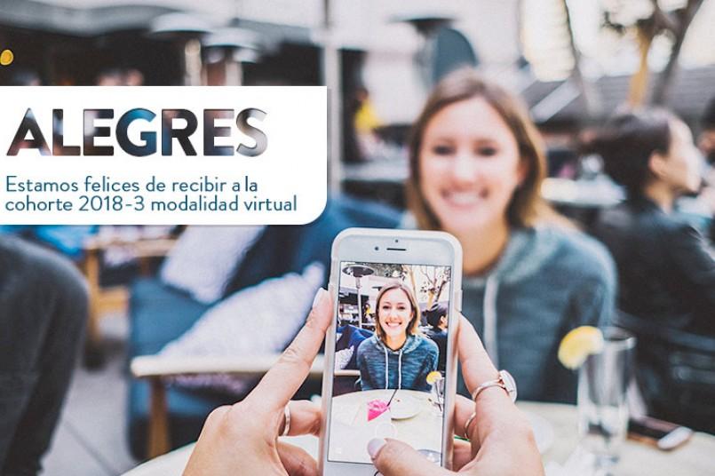 Estudiantes virtuales inician su camino en el Poli