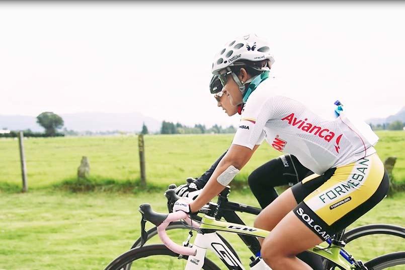 Ana Cristina Sanabria Ciclismo de ruta