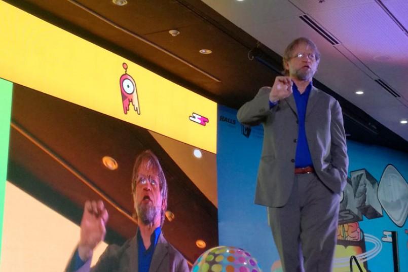 Antanas Mockus en Movimiento Clic - Un evento POLI