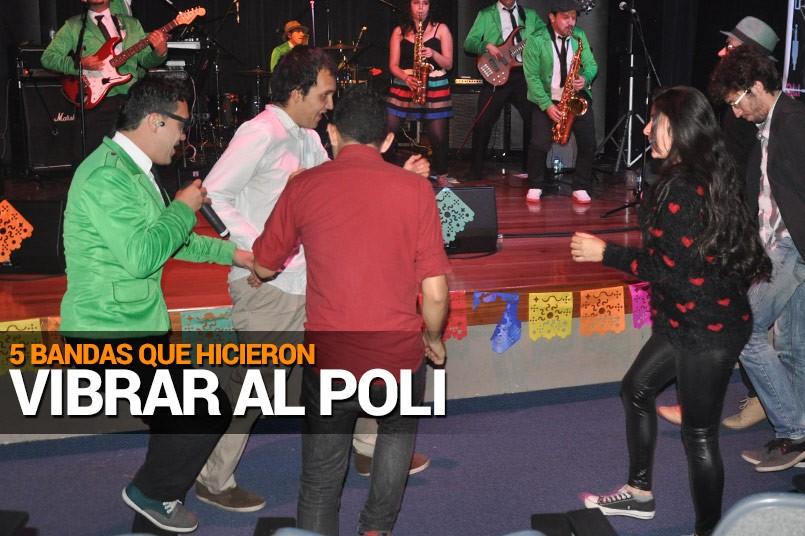 Los asistentes disfrutaron del talento colombiano.