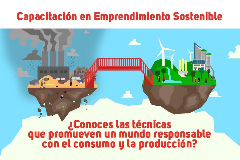 Capacitación desarrollo sostenible