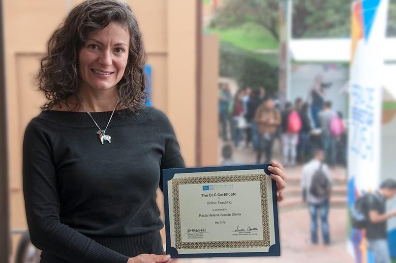 Certificación internacional en Online Teaching