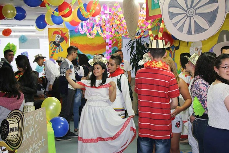 Colombia, pais de  diversidad cultural