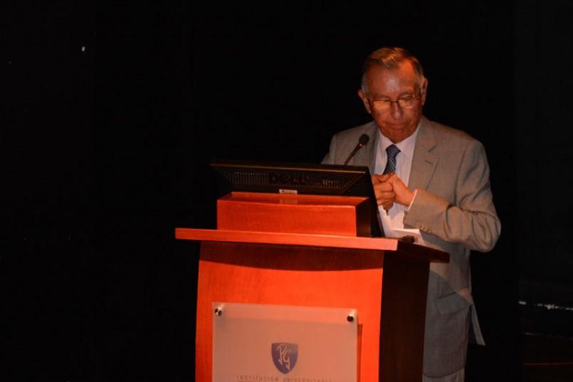 Exponente Dr. Eric Jesús Flórez Arias