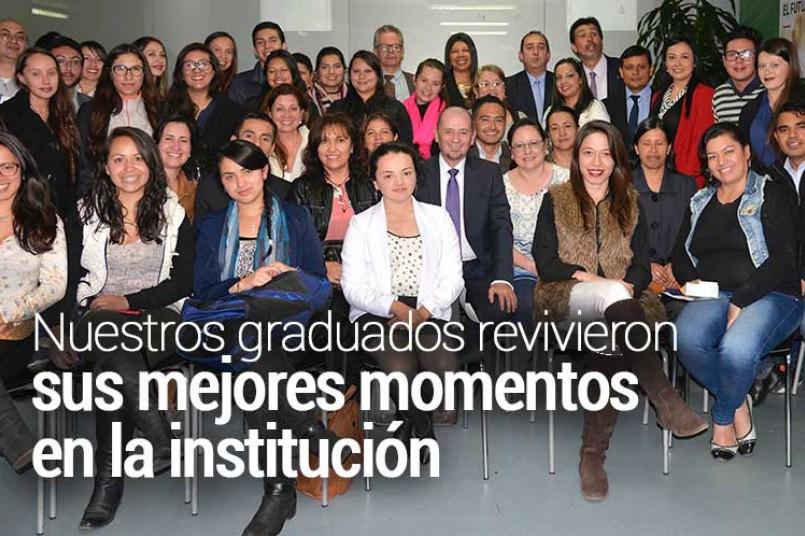 Gran encuentro de graduados
