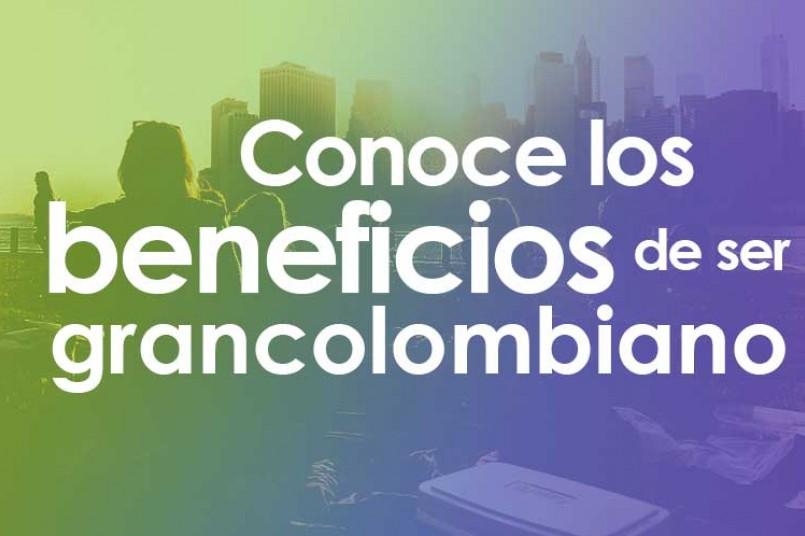 ¡Lo mejor para nuestros grancolombianos!